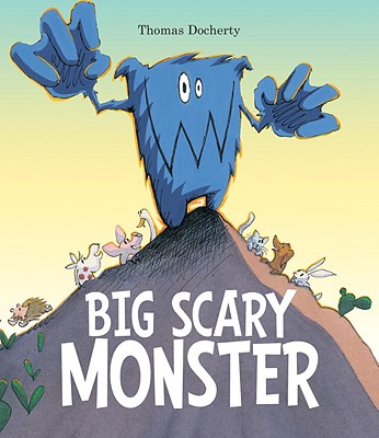 Big Scary Monster By Docherty, Thomas